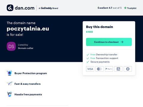 Poczytalnia.eu – Księgarnia internetowa