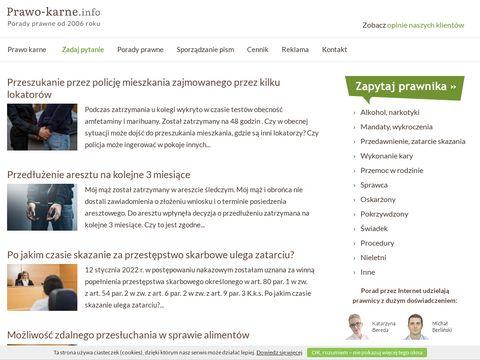 PrawoKarne.info