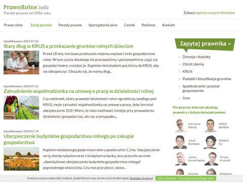 PrawoRolne.info