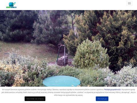 Oczyszczalnie przydomowe - Szamba ekologiczne   B臋dzin, Sosnowiec, D膮browa G贸rnicza, 艢l膮sk