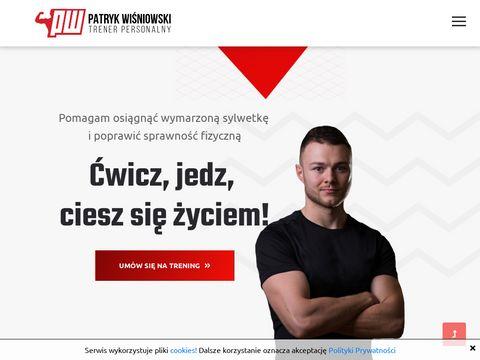 Trener Personalny Rzesz贸w | Trener Patryk Wi艣niowski | PWTRENER.PL