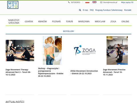 RehaKursy - Najlepsze kursy i szkolenia dla fizjoterapeut贸w