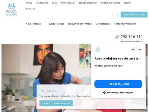 Dermatologia i kosmetologia estetyczna