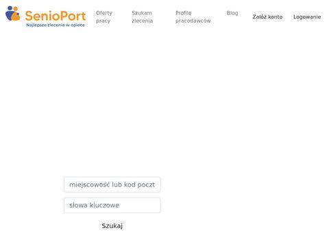SenioPort – portal dla opiekunek seniora pracujących w Niemczech