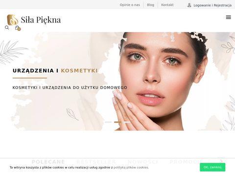 Kosmetyczny sklep online - silapiekna.pl