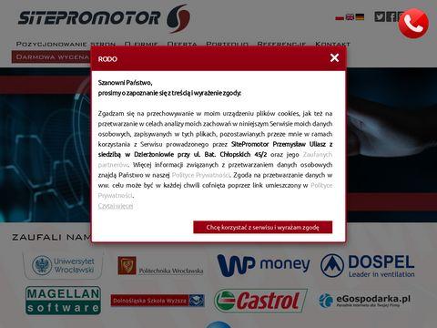 SEO & SEM Eksperci - SitePromotor