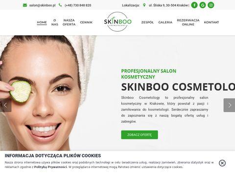 Skinboo Cosmetology - profesjonalny salon kosmetyczny Kraków