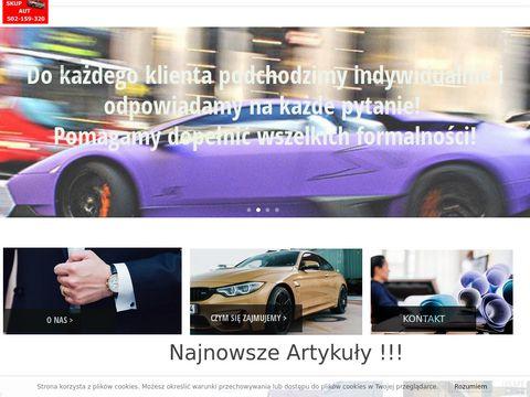 Skup aut Pozna艅 24h Z艂omowanie oraz Kasacja