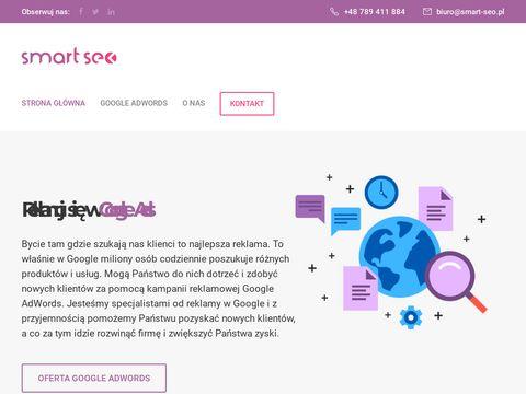 Efektywne pozycjonowanie stron w Google