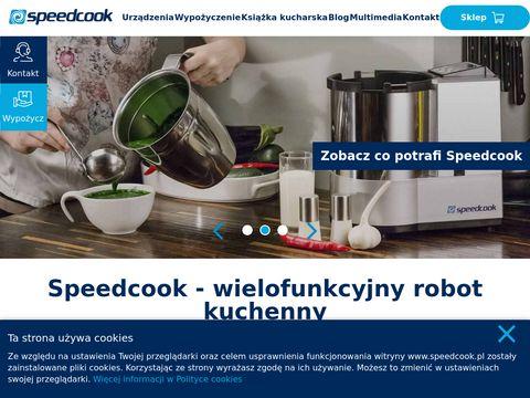 Wielofunkcyjne roboty kuchenne - speedcook.pl