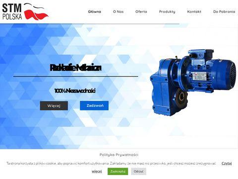 Silniki AC Motoren oraz motoreduktory
