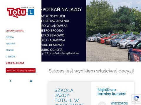Szkolajazdytotu.pl