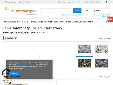 Taniefototapety.eu Fototapety Poznań