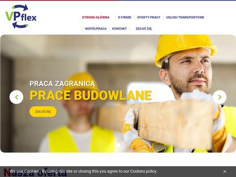Firma VP Flex | praca za granicÄ… | praca w Holandii