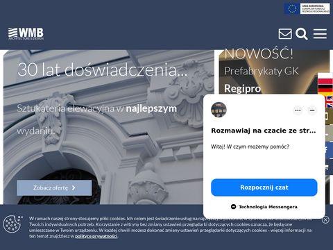 Producent sztukaterii | wmb.pl