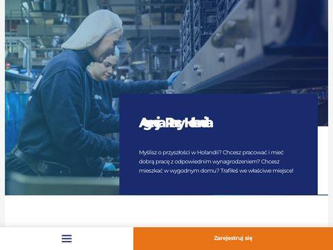 Agencja Pracy Holandia | Praca za GranicÄ… | wybieramholandie.pl