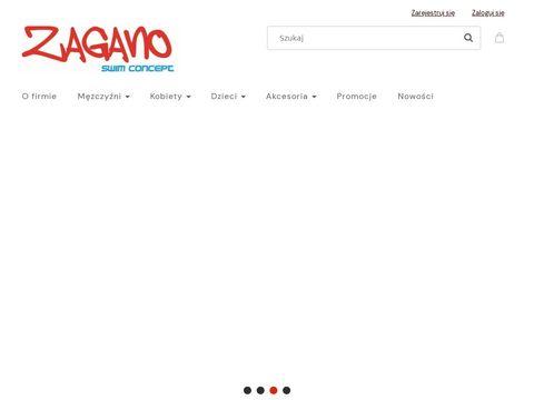 Stroje, kostiumy kąpielowe, pływackie - Producent strojów kapielowychZagano.pl