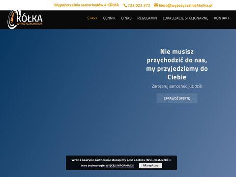 Wypożyczalnia samochodów Kraków - wynajem aut Kraków - 4 KÓ�KA