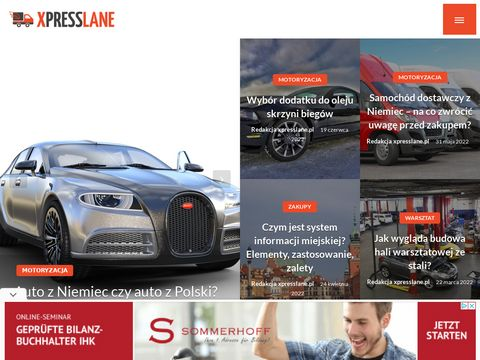Busy do Holandii | Busy Polska - Belgia | XpressLane
