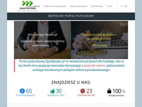 Zgasryzyko.pl
