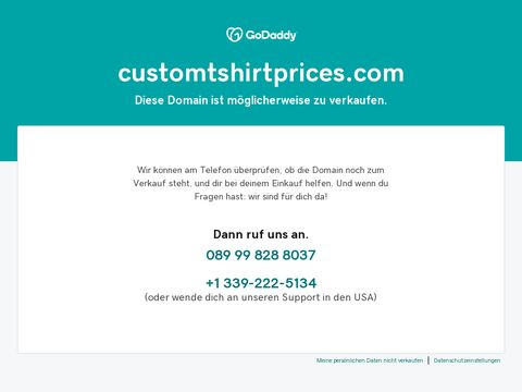 customtshirtprices.com