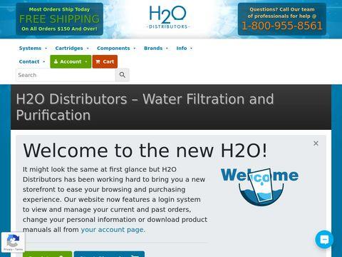 h2odistributors.com