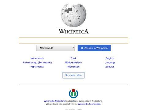 wikipedia.nl