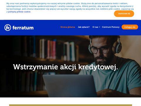 strona ferratum.pl