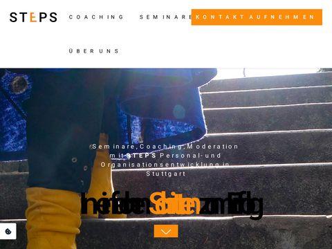 STEPS Personal- und Organisationsentwicklung: Coaching und Seminare