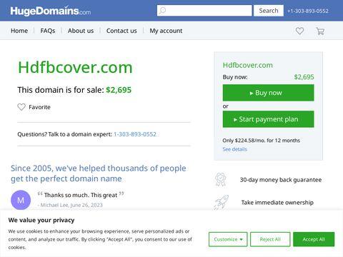 hdfbcover.com