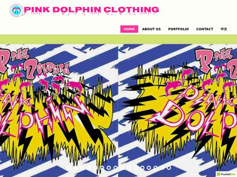 pinkdolphin.com