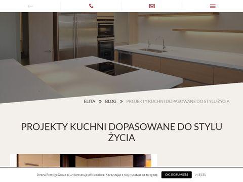 www.kompleksowo.pl - meble kuchenne Wrocław