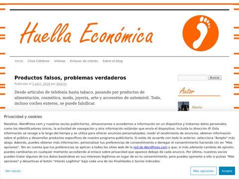 Huella Económica thumbnail