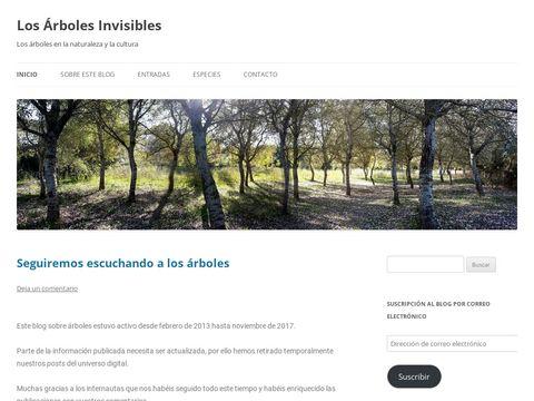 Los Árboles Invisibles thumbnail