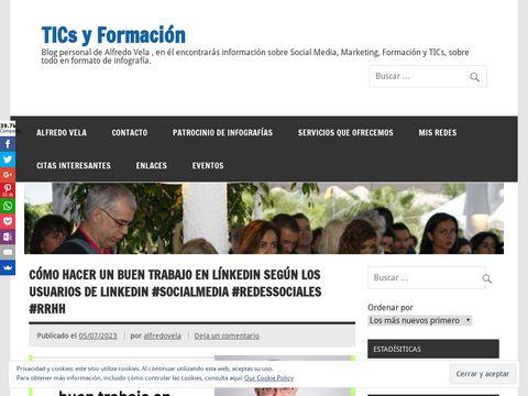 TIC's y Formación thumbnail