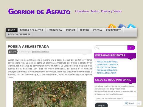 gorriondeasfalto.com thumbnail