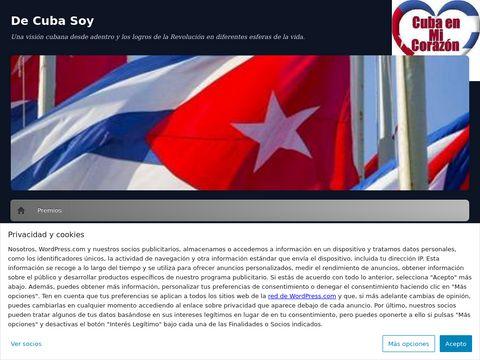 De Cuba Soy thumbnail