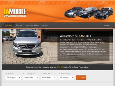 1A MOBILE-Cottbus