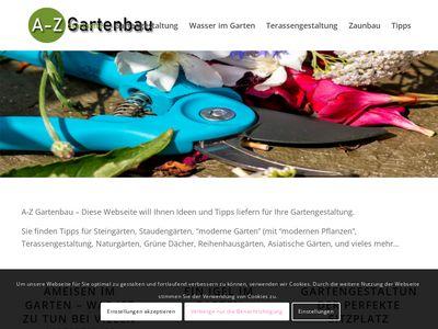 A-Z Gartenbau GmbH