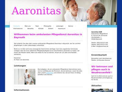 Ambulanter Pflegedienst Aaronitas GbR