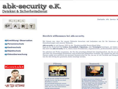 Albakos Security [ABK]