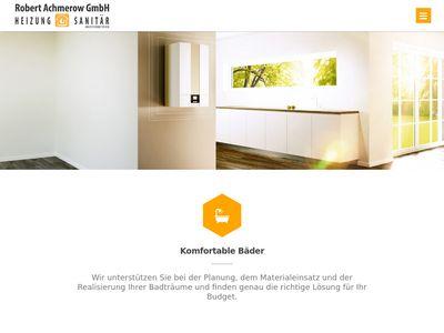 Robert Achmerow GmbH