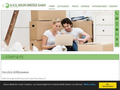 A.U.G. Adler-Umzüge GmbH