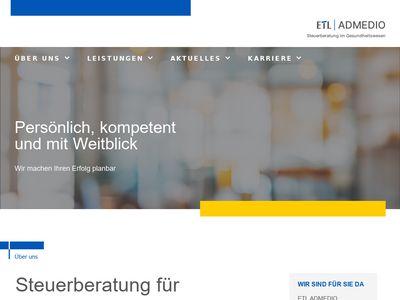ADMEDIO Steuerberatung GmbH