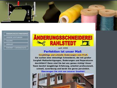 Änderungsschneiderei Rahlstedt