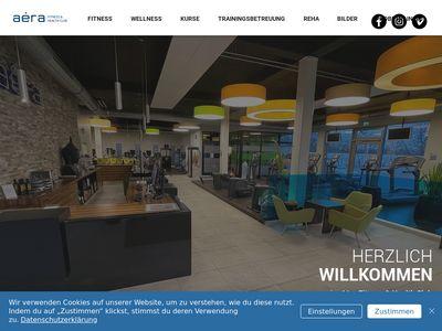 Aera Fitness & Health Club Heidelberg