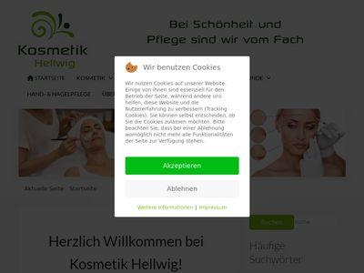 Kosmetik Hellwig