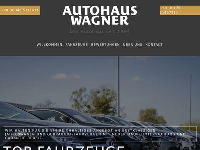 Gebrauchtwagenhandel Wagner GmbH