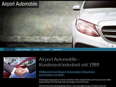 Airport Automobile