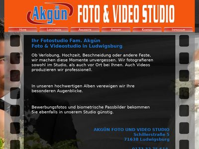 AKGÜN FOTO UND VIDEO STUDIO